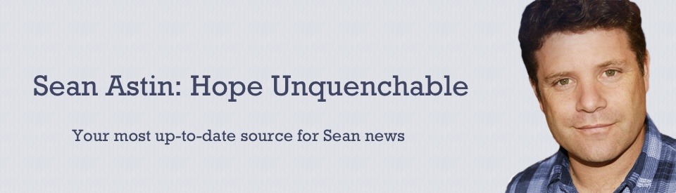 Sean Astin: Hope Unquenchable