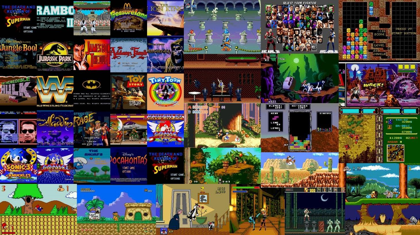 How to Play Sega Genesis Games on PC! Genesis Emulator ...