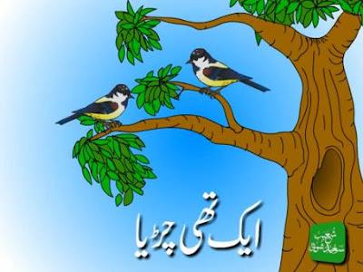 Urdu Cartoon Story