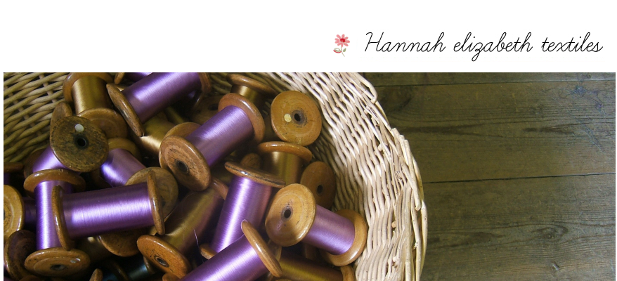 Hannah Elizabeth textiles