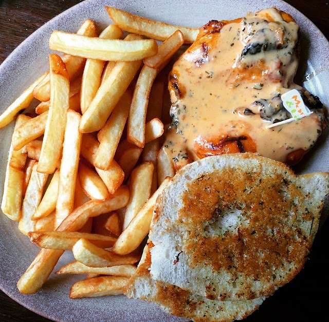 Nandos Butterfly Chicken - Bearded Couture