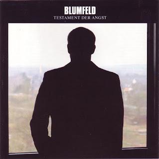 Cover Blumfeld - Testament der Angst