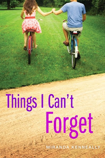 A review of Things I Can't Forget by Miranda Kenneally published by Sourcebooks