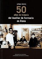 50 años de historia del Auxiliar de farmacia en Alava