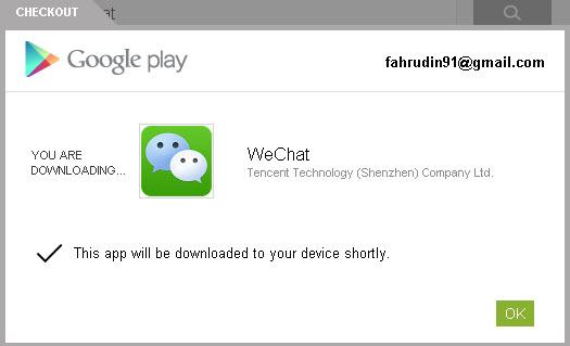 aplikasi android di playstore bukan silahkan cari dan instal aplikasi ...