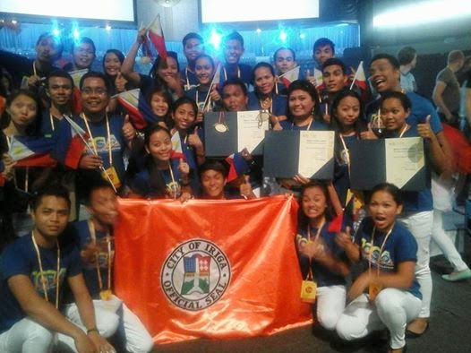 Iriga City Singing Ambassadors