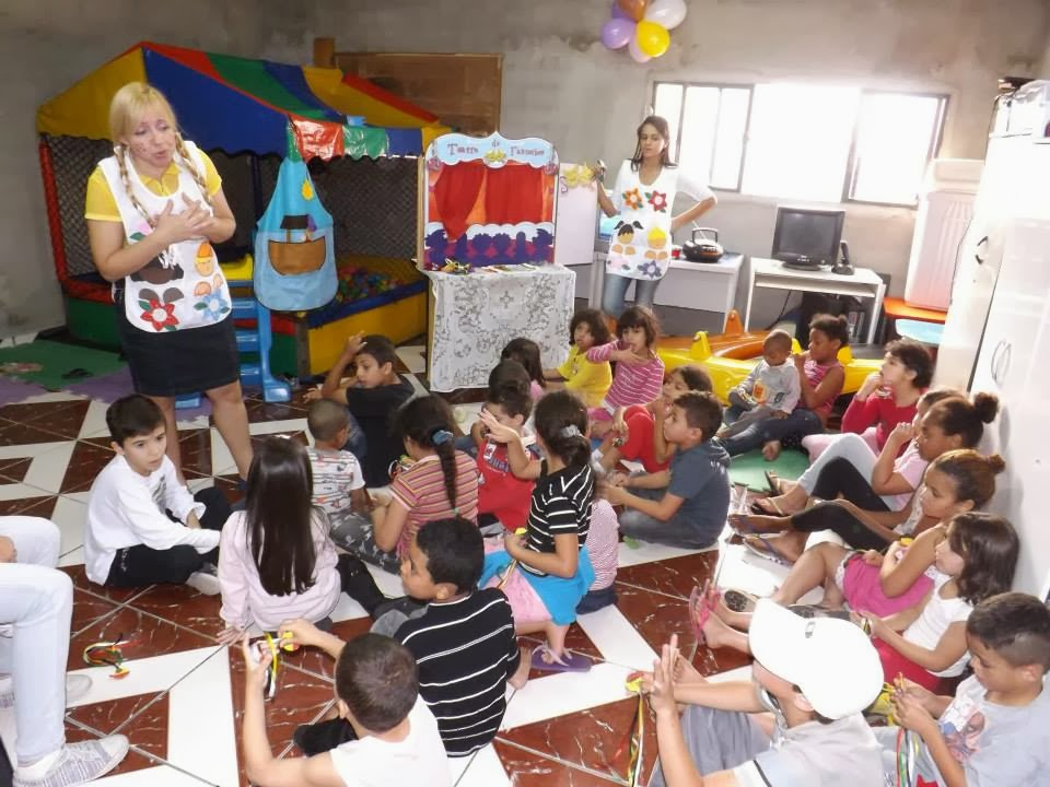 Creche Maria do Fogo