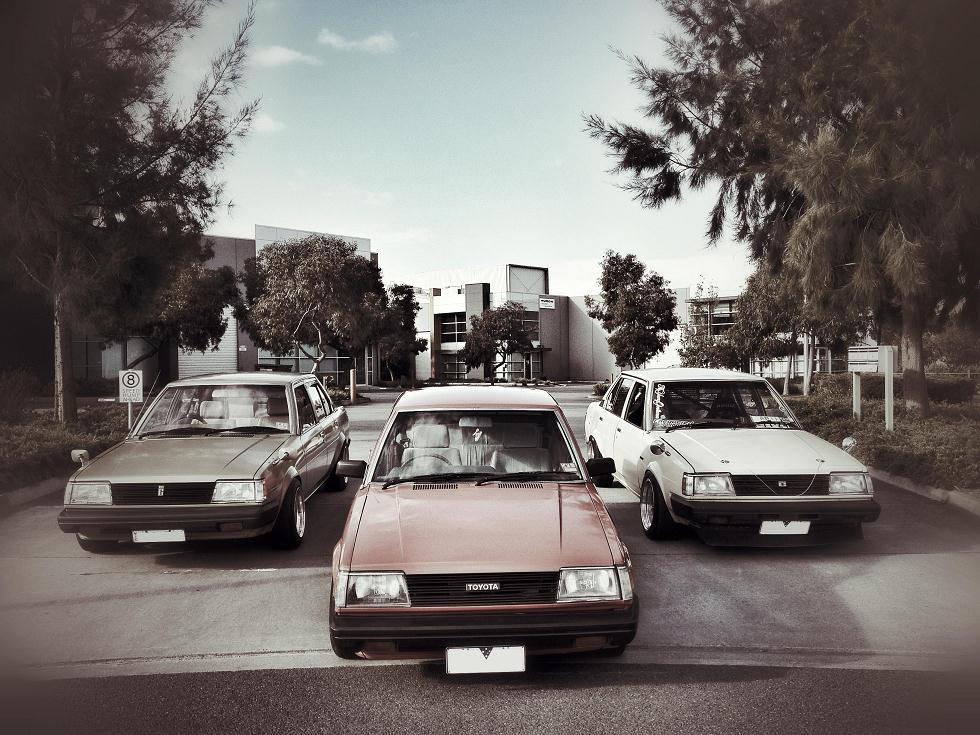 Toyota Corolla, klasyki motoryzacji, stare auta