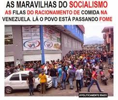 Socialismo sinônimo de incompetência administrativa