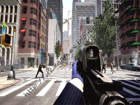 Free Download Games - Payday The Heist