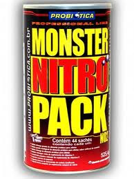 Monster Nitro Pack - Como usar, efeitos, relatos
