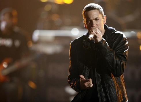 Eminem Lady Antebellum likely Grammy favorites