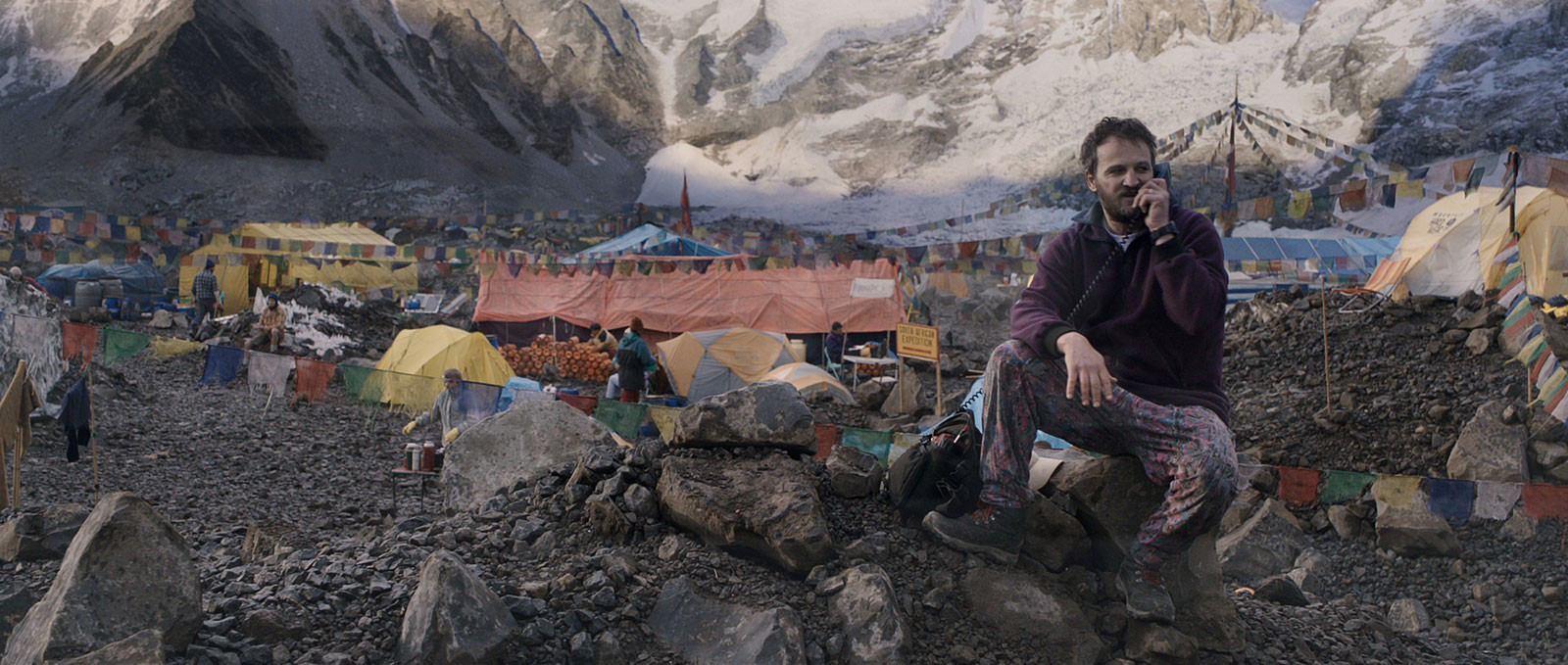 an analysis of the characters in everest by baltasar kormkur Unlike most editing & proofreading services, we edit for everything: grammar, spelling, punctuation, idea flow, sentence structure, & more get started now.