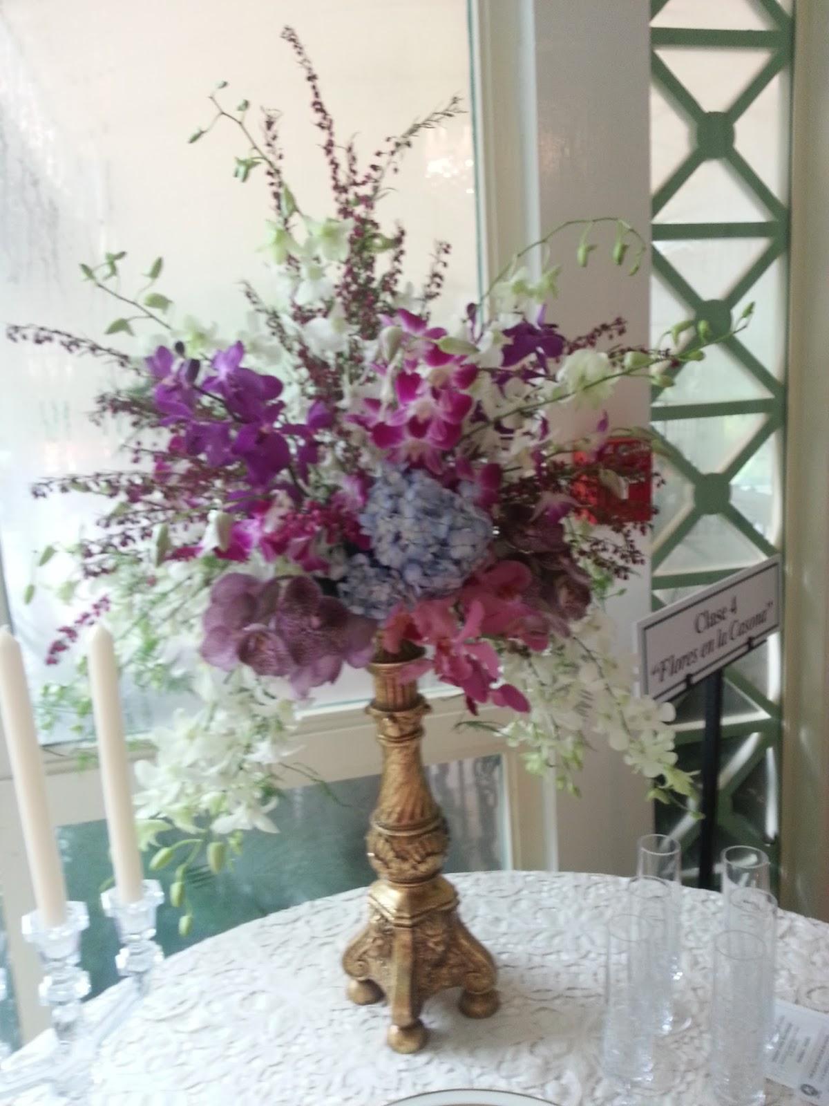 Arreglos florales creativos dise os de mesas - Arreglos florales creativos ...