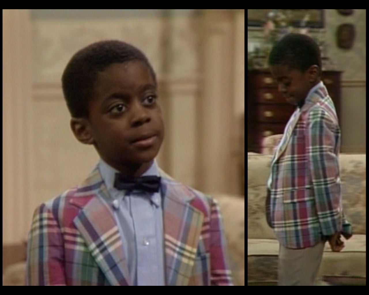 deon richmond on sister sister