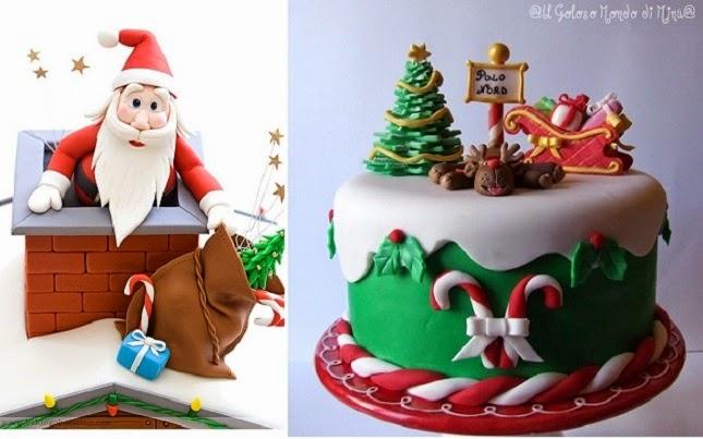 Cake Decorating Classes Mesa Az : Noiva com Classe: 35 Ideias de Decoracao de Natal para ...