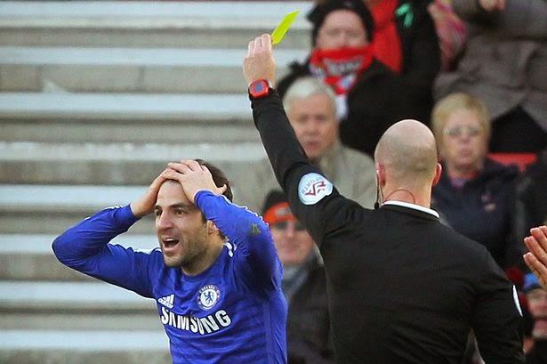 Mourinho Mengamuk, Dakwa Chelsea Dihukum Pengadil, sukan bola sepak, chelsea, EPL,