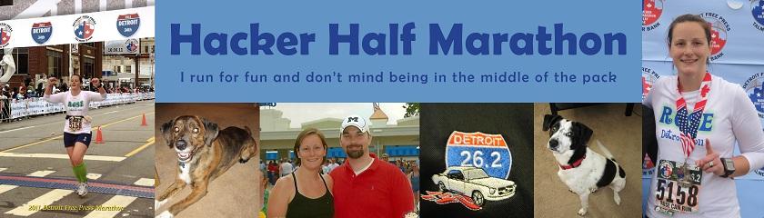 Hacker Half Marathon
