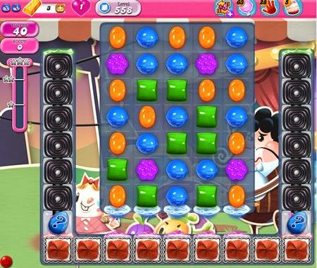 Candy Crush Saga 558