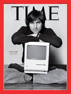 Steve Jobs, Time