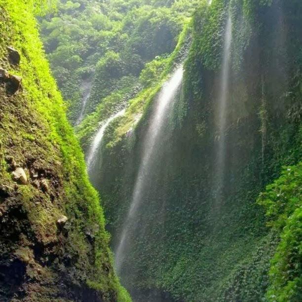 Air Terjun Madakaripura di Probolinggo