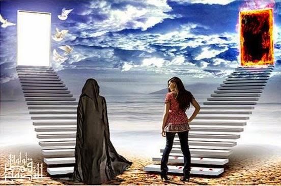Tipe Wanita yang dijanjikan Surga