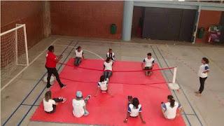 Estudantes da EJA participam de atividades físicas propostas pelo Sesc Teresópolis
