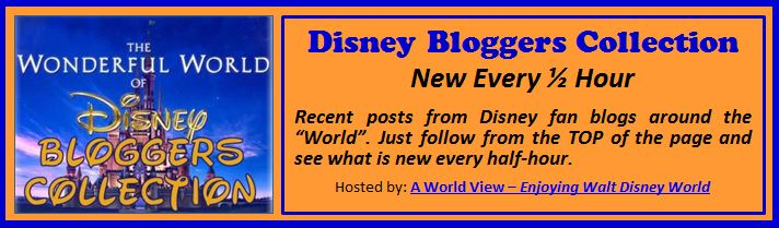 Disney Bloggers Collection - New Every 1/2 HOUR!