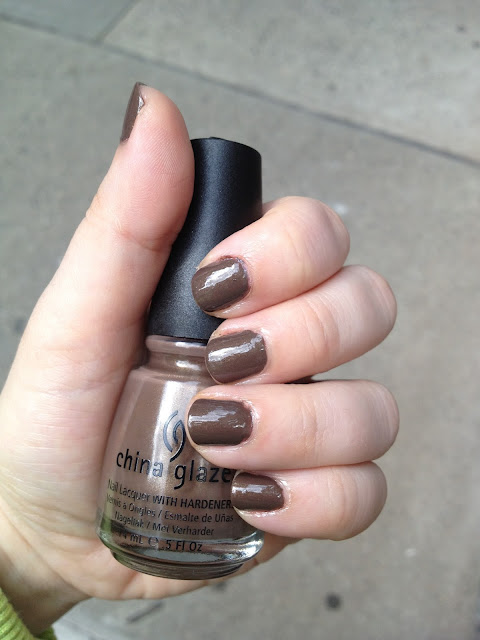 Nail of the Day: China Glaze Ingrid