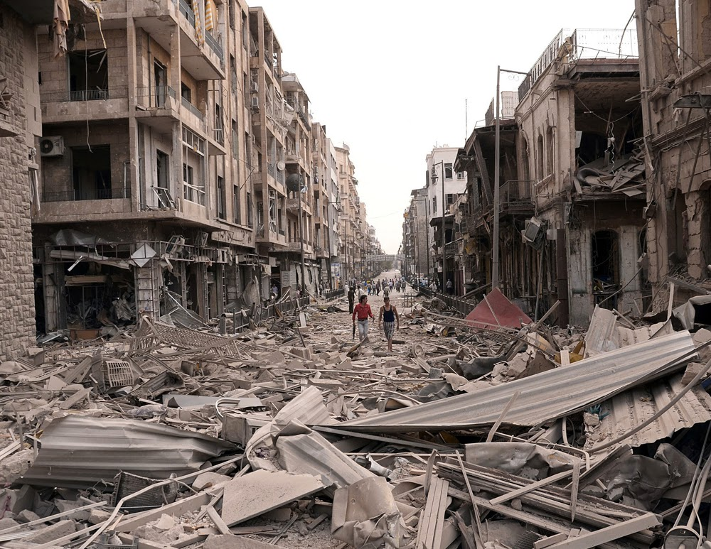 Death toll in Syria's war tops 160,000