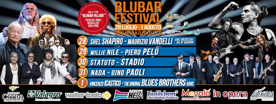 Blubar Festival  Francavilla al Mare