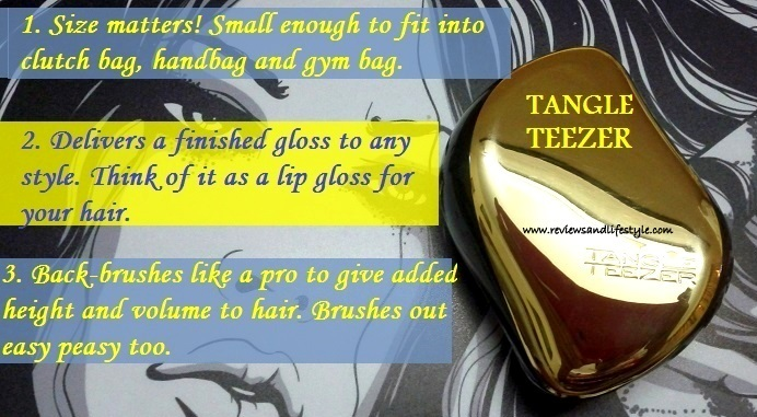 Tangle Teezer Compact Styler Review