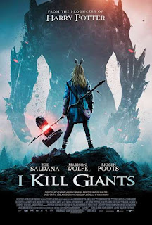 I Kill Giants Full Movie