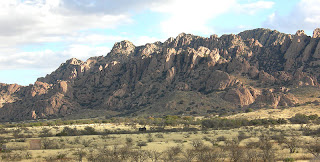 arizonas dragoon mountains