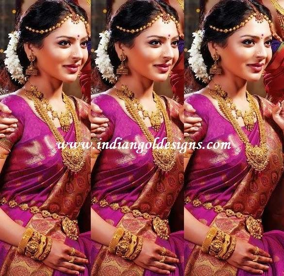 Latest saree designs magenta pink kanchipuram silk saree magenta pink kanchipuram silk saree altavistaventures Image collections