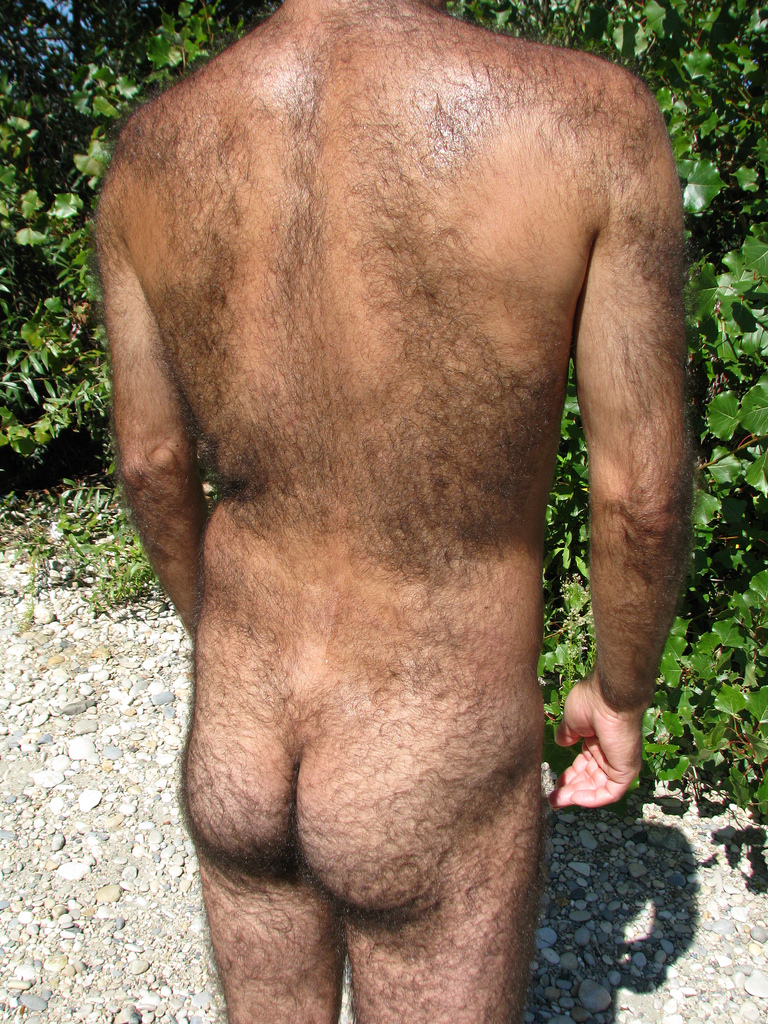 Hairy Uncut Daddies