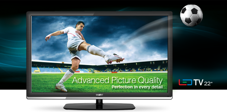 led tv orient