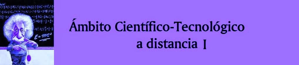Ámbito Científico a distancia I