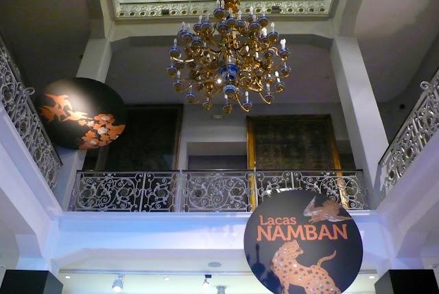 lacas namban museo de artes decorativas de madrid