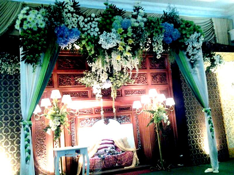 Alamanda puspita dekorasi wedding dan event di hotel for Dekorasi birthday di hotel