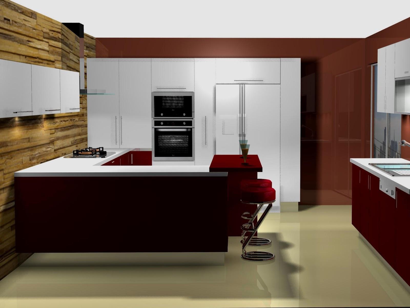 Diseño muebles de cocina: enero 2016