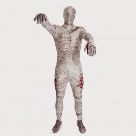 Disfraz Momia Morphsuit