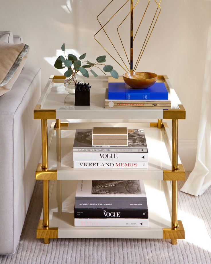 Fabulous and functional accent tables roundup sita for Functional side table