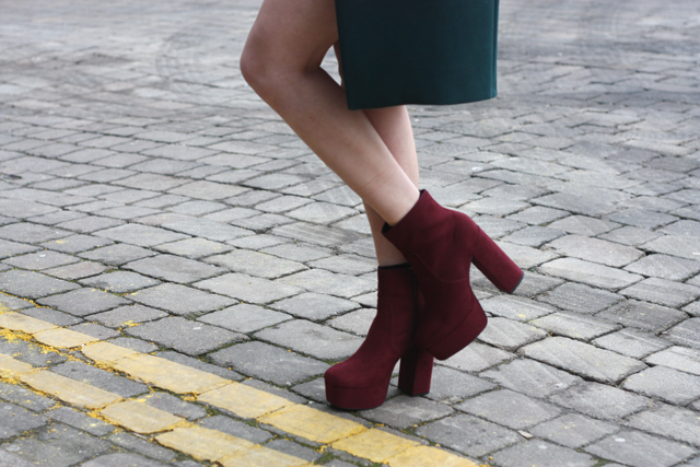 how to wear platforms blog