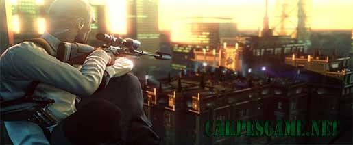 Hitman: Sniper v1.5.54637 Apk Full OBB