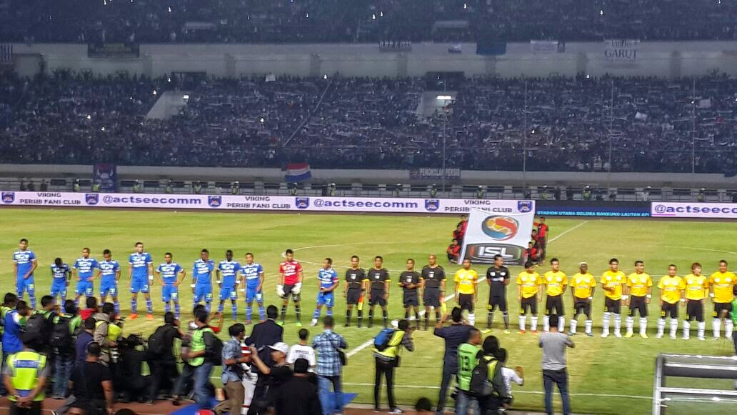 Persib vs Malaysia