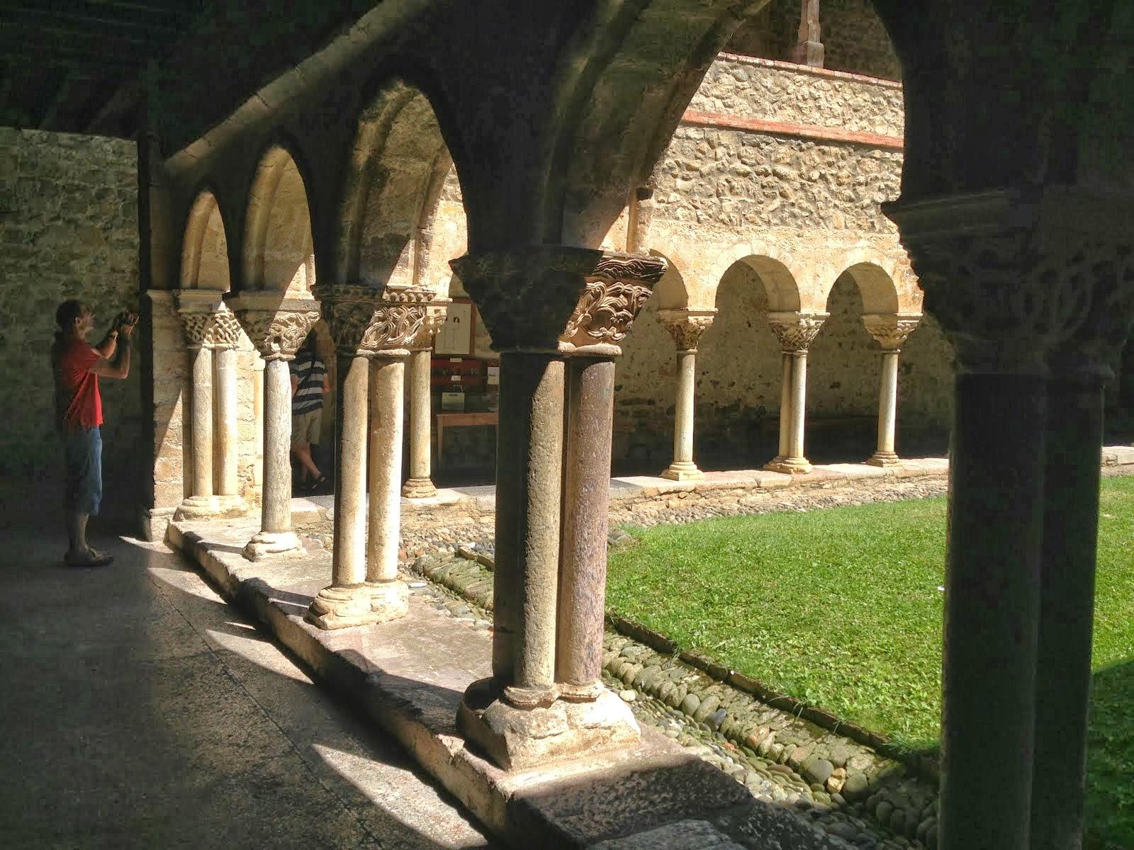 La Cathedrale de St Lizier