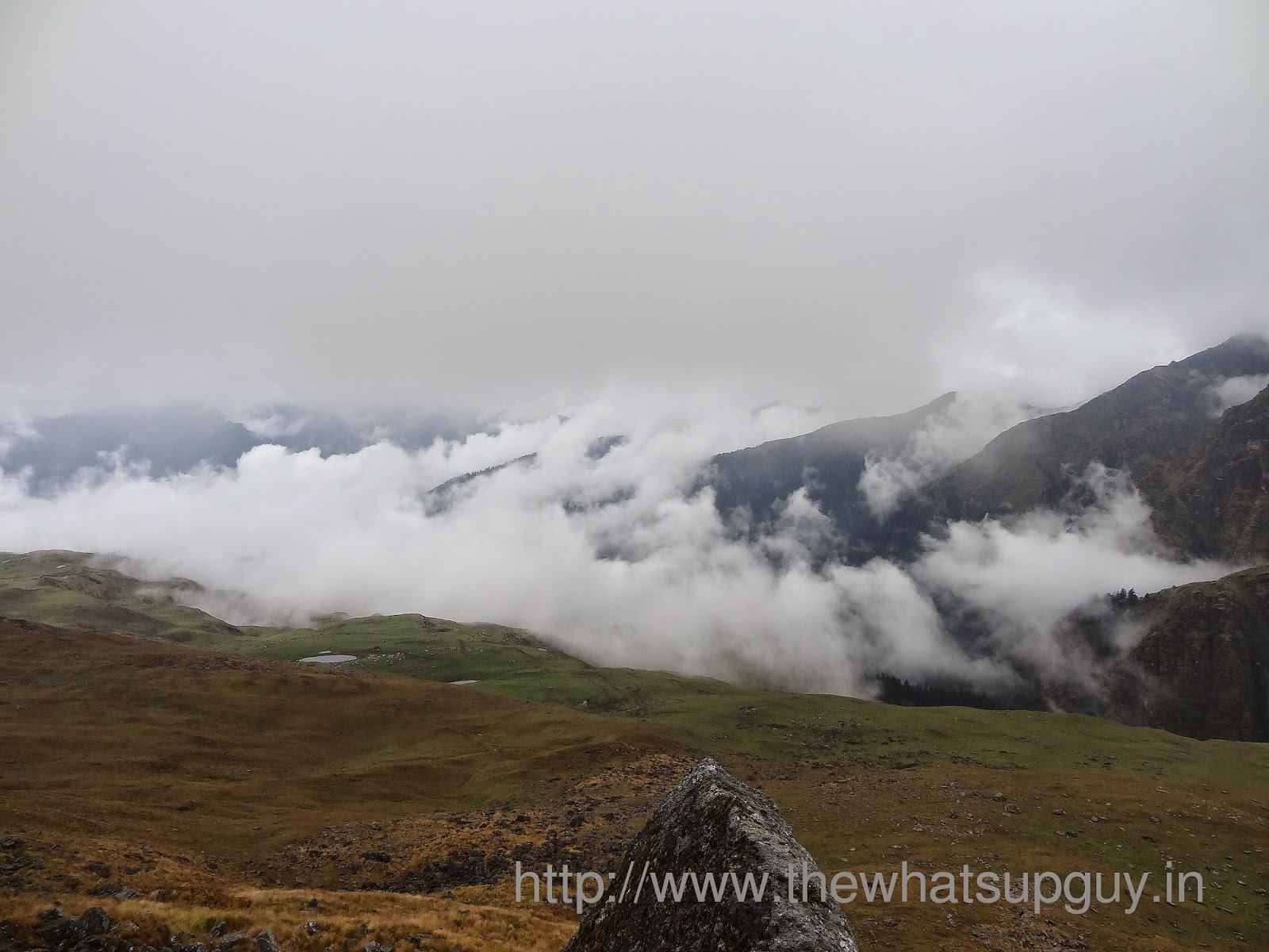 Above Clouds Roopkund Trek With India Hikes Day 3