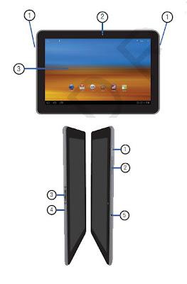 Samsung Galaxy 3 Tablet Manual