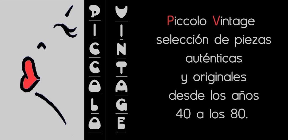 Piccolo Vintage Valencia